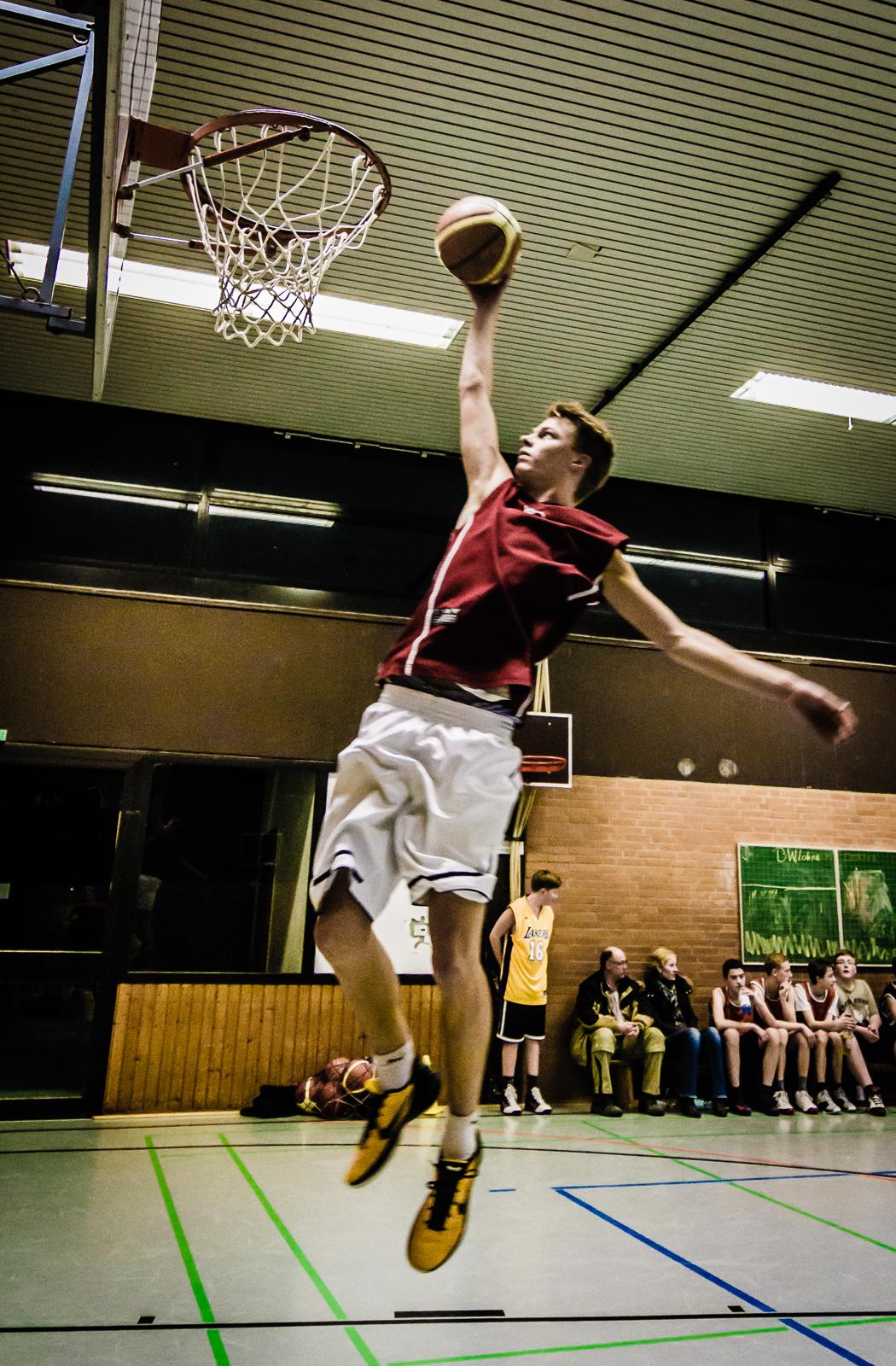 Sportwelten: Die Basketballer von Blau-Weiß Lohne
