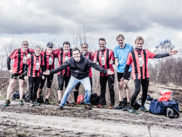 Training für den Fishermens Friends Stronmanrun 2015